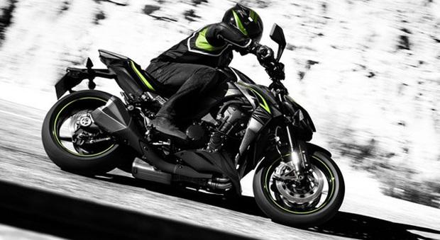 La Kawasaki Z1000 R edition 2017