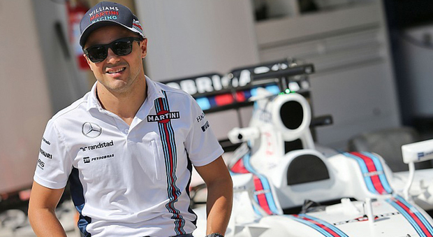 Per Felipe Massa un altro anno di F1 con la Williams