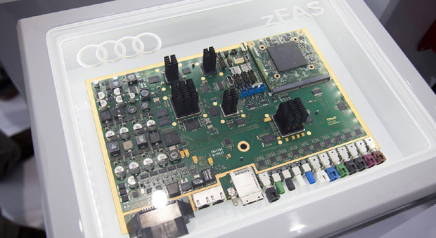 Audi in collaborazione con NVIDIA e Mobileye: verso la guida pilotata grazie all'intelligenza artificiale