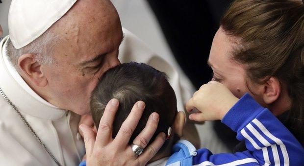 Papa Francesco: ci vuole coraggio a sposarsi oggi