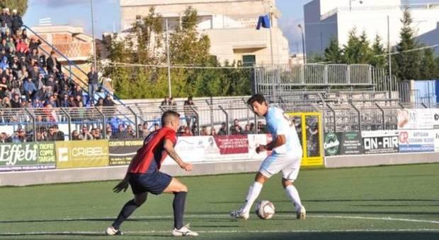 immagine Serie D, FRANCAVILLA-TORRECUSO 0-1