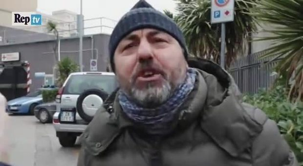 Rigopiano, l'ira del papà di Stefano: «Vergognatevi tutti, soccorsi in ritardo»