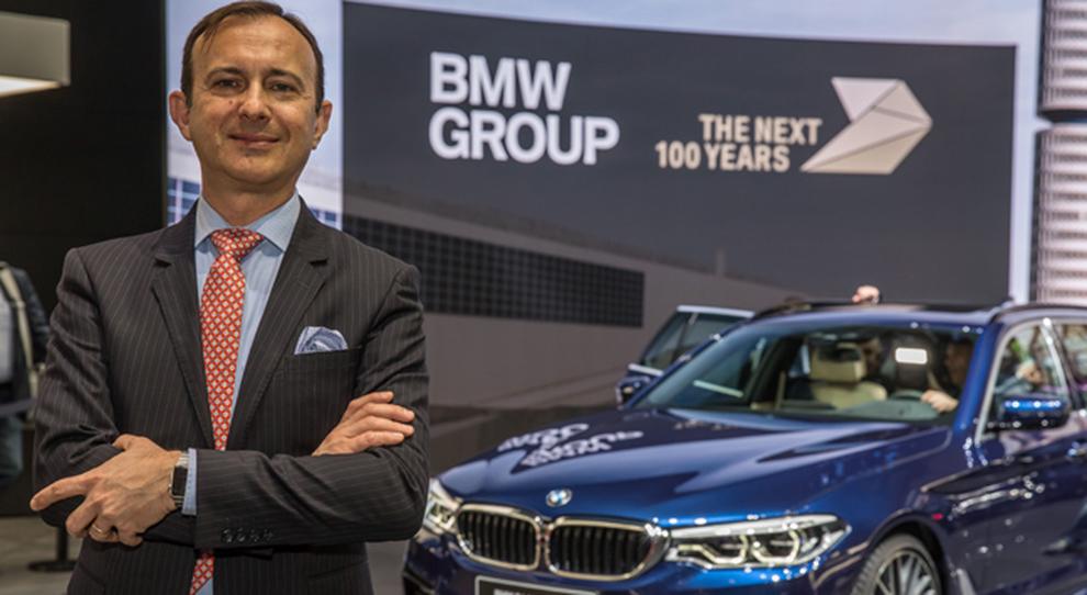 Sergio Solero, presidente e amministratore delegato di Bmw Italia