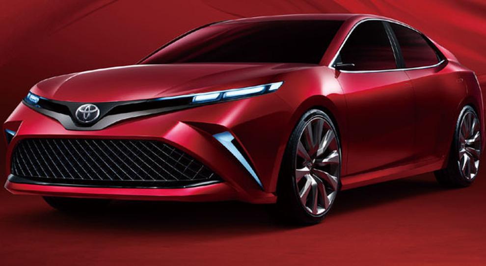 La Toyota Fun Sedan Concept