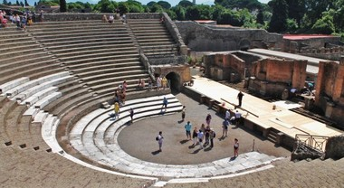 Napoli. Teatro Grande di Pompei il processo riparte da zero