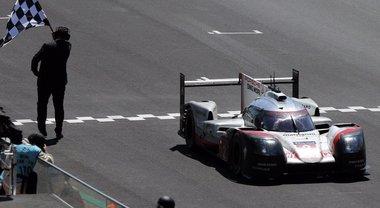 Porsche vince la 24 Ore di Le Mans 2017
