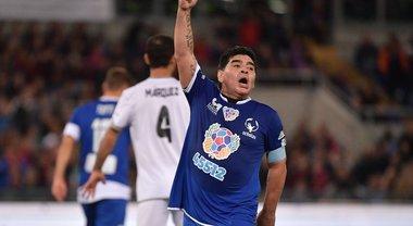 Napoli, i Verdi: «Chiesta ufficialmente la cittadinanza onoraria a Maradona»