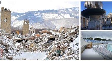 Maltempo, neve e gelo sull'Italia: altri tre morti per il freddo