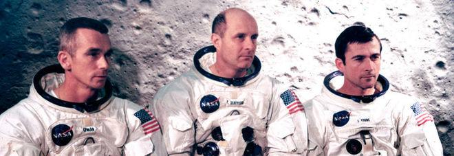 """""""Inquietanti melodie nell'universo"""", il racconto choc di tre astronauti -Foto"""