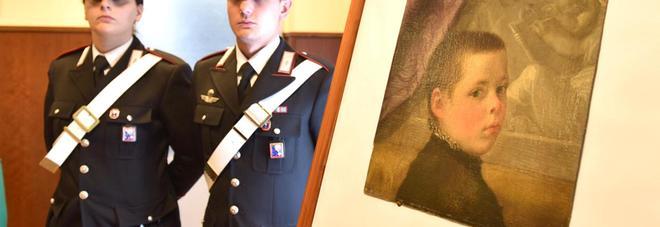 I carabinieri recuperano alla casa d'aste capolavoro del Barocci rubato 35 anni fa