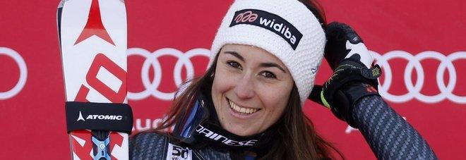 Sci, Sofia Goggia: «Antipatica e forte ma piena di gioia»