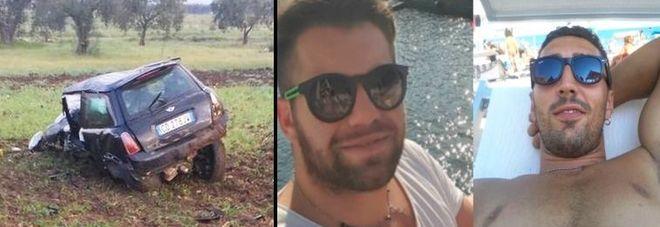 Schianto dopo la discoteca, muoiono due giovani di 26 e 24 anni