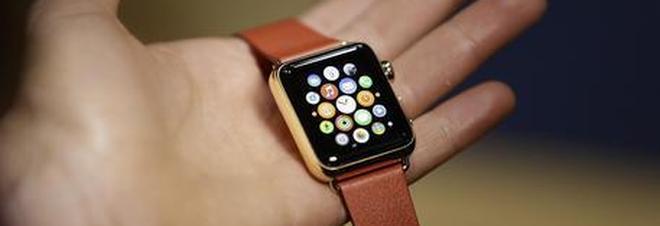 Apple Watch, il futuro è tondo: brevettato un modello con il quadrante circolare
