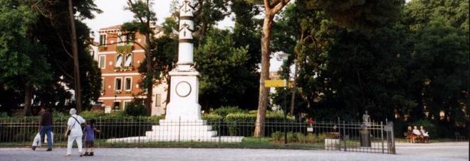 I giardini del sestiere Castello