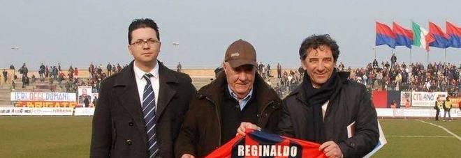 Città in lutto per Reginaldo storico armatore e dirigente rossoblù