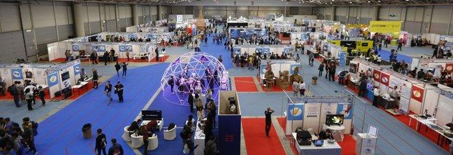 Maker Faire Rome, è record di presenze: oltre 110 mila persone alla fiera