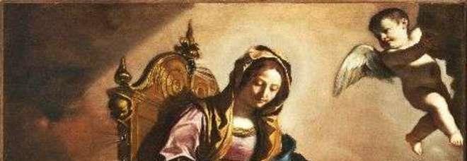 Il quadro del Guercino