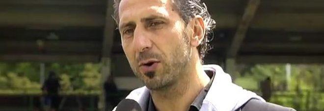Il riminese Roberto Cevoli, 48 anni, ex tecnico della Sanremese