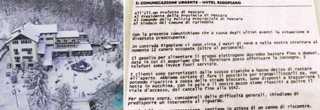 «Clienti terrorizzati, venite», mail dell'hotel prima dell'incubo