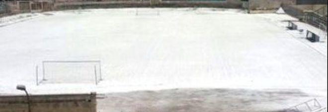 immagine La neve ferma i campionati di Eccellenza, Promozione, Prima, Seconda e Terza categoria