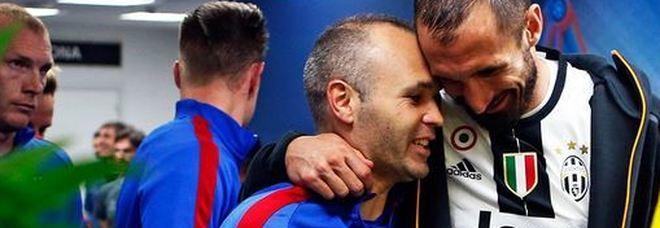 Barcellona-Juve, i complimenti (in italiano) dei blaugrana alla squadra di Allegri