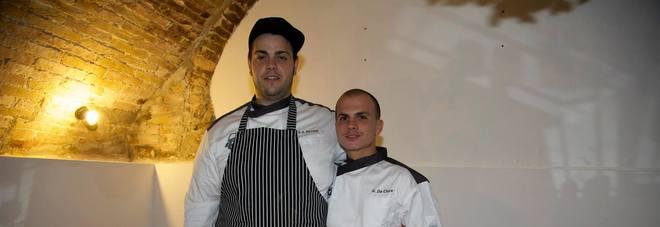 Giuseppe e Andrea, i ristoratori de