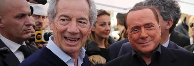 """Berlusconi: """"Dare case e lavoro ai rom. Abbatteremo i campi con le ruspe"""""""