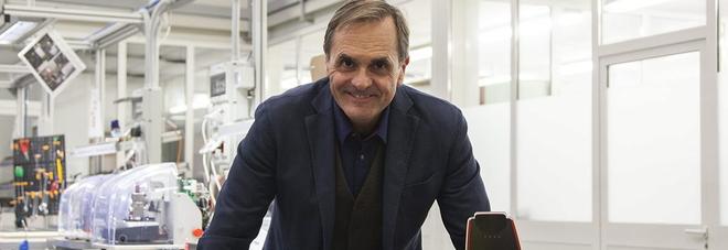 Massimo Bianchi, uno dei titolari della Keyline
