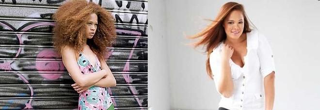 """Sabina, la modella passata da taglia 40 alla 50: """"Ora sono curvy e felice. Ecco perché"""""""