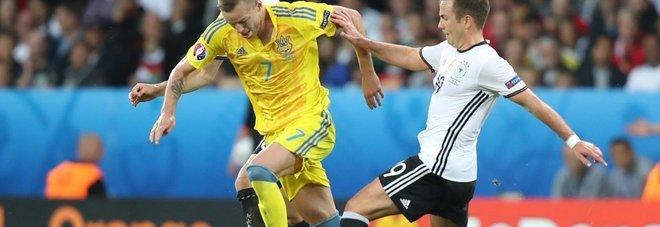 Germania-Ucraina: foto