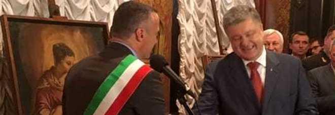 Quadri rubati a Castelvecchio, denunciato il presidente ucraino