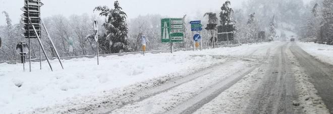 Arquata del Tronto, neve e terremoto Rintracciati tutti gli allevatori dispersi