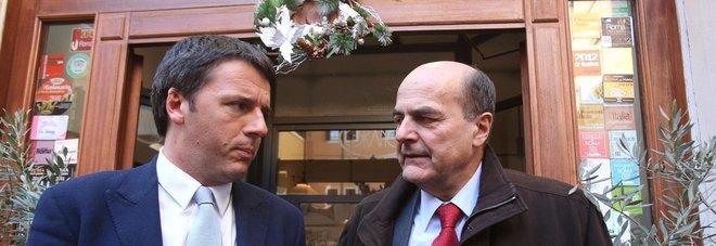 Bersani a Renzi: fermati, prima il Paese poi il partito