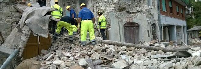 Marche, è crollo dei turisti stranieri Coldiretti: «E' la paura del terremoto»