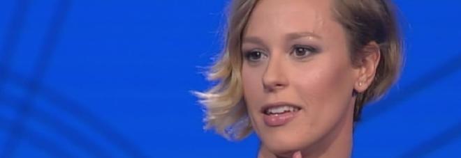 Federica Pellegrini da Fazio: «L'oro ai Mondiali ha sciolto la rabbia delle Olimpiadi»