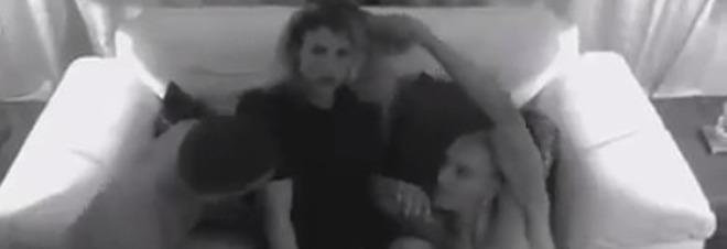 Il video hot di Emma