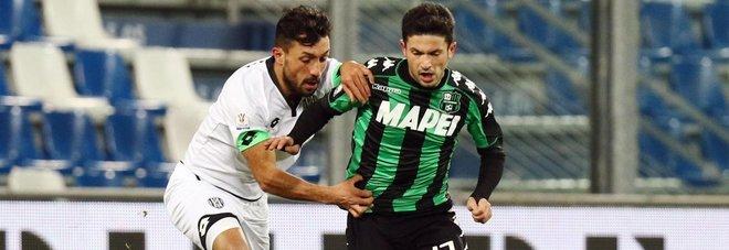 immagine Impresa del Cesena batte il Sassuolo 2-1 e si qualifica ai quarti