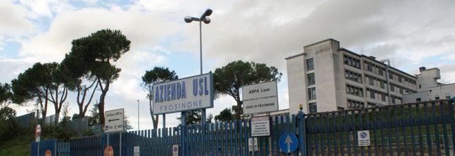 La sede della Asl di Frosinone