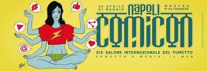 """A Napoli Comicon in anteprima """"Smetto quando voglio Magnum"""""""
