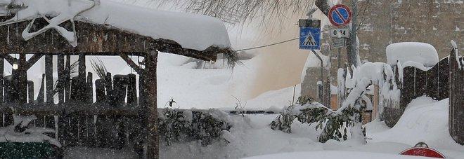 Neve ad Arquata