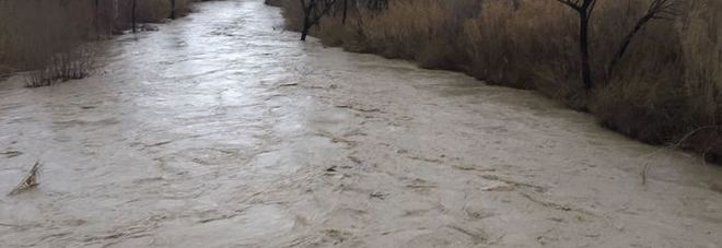Maltempo: in piena i fiumi Lato e Fortore