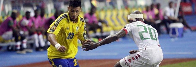 immagine Coppa d'Africa, Gabon e Burkina Faso pareggiano 1-1