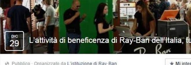 Attenzione al virus dei Ray-Ban su Facebook: ecco come evitarlo e riconoscerlo