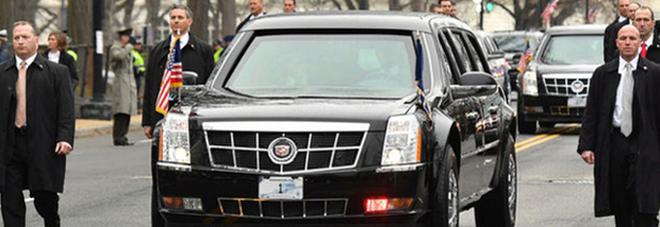 G7, Trump non vede l'ora ma la sua Cadillac One nelle strade di Taormina non passa