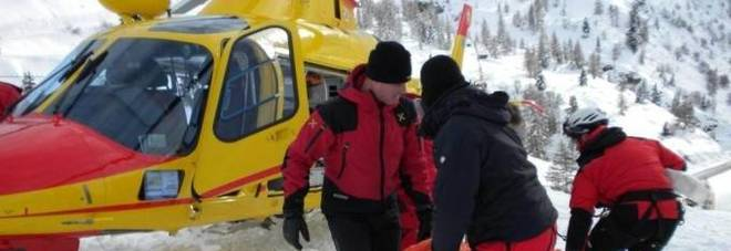 Scivola sul sentiero in Val Canali,  trevigiano 46enne muore sul colpo