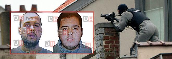 Sparatoria a Bruxelles, 2 arresti. Ma non sono i fuggitivi ricercati. Bandiera Isis nel covo -Foto