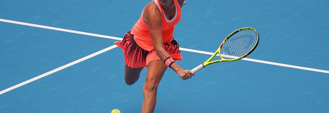 immagine Australian Open, Vinci battuta Avanti la Vandeweghe in due set