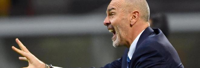 Pioli: «Con il Napoli non è l'ultimo treno. Messi? Un sogno pericoloso»