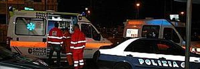 Inseguimento nella notte fra le rue del centro storico Bloccato trentenne ubriaco