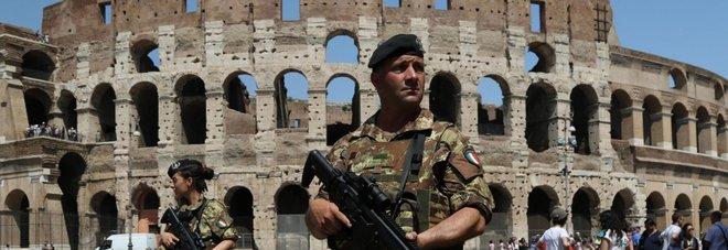 Trattati di Roma, città blindata il 25 marzo: sospeso Schengen, frontiere chiuse
